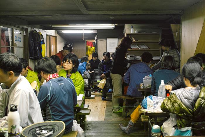 木曽駒ケ岳 山頂小屋
