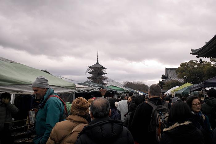 冬の奈良・京都 京都編