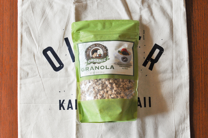 Organic Granola オーガニック グラノーラ