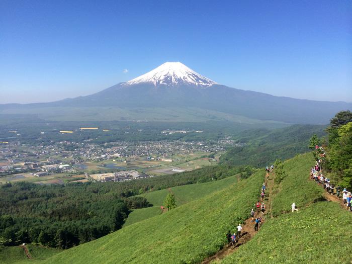 第5回富士忍野高原トレイルレース