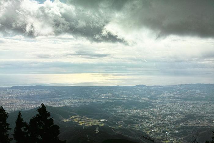 大山から鶴巻温泉へ
