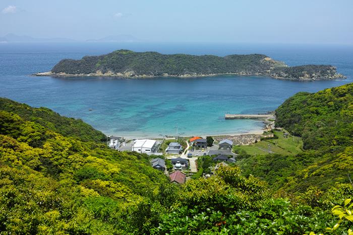 海と教会の島 長崎県上五島