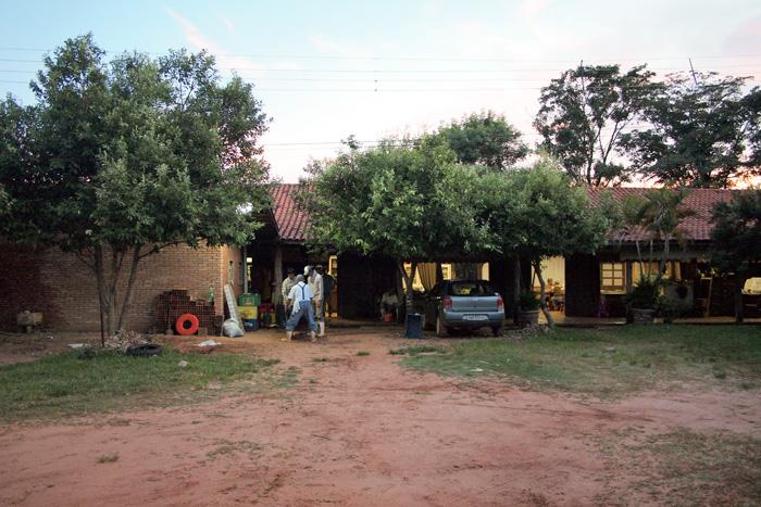 日系ブラジル人による共同体 ユバ農場