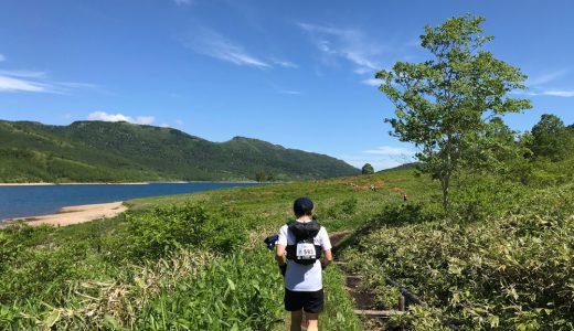 初めての72km。第5回 スパトレイル 四万to草津 2018|レースレポート