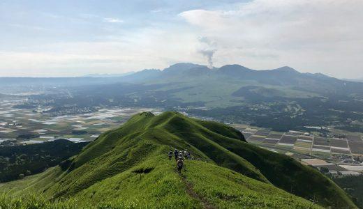 初めての100km超え。ART|絶景の阿蘇ラウンドトレイル 2019