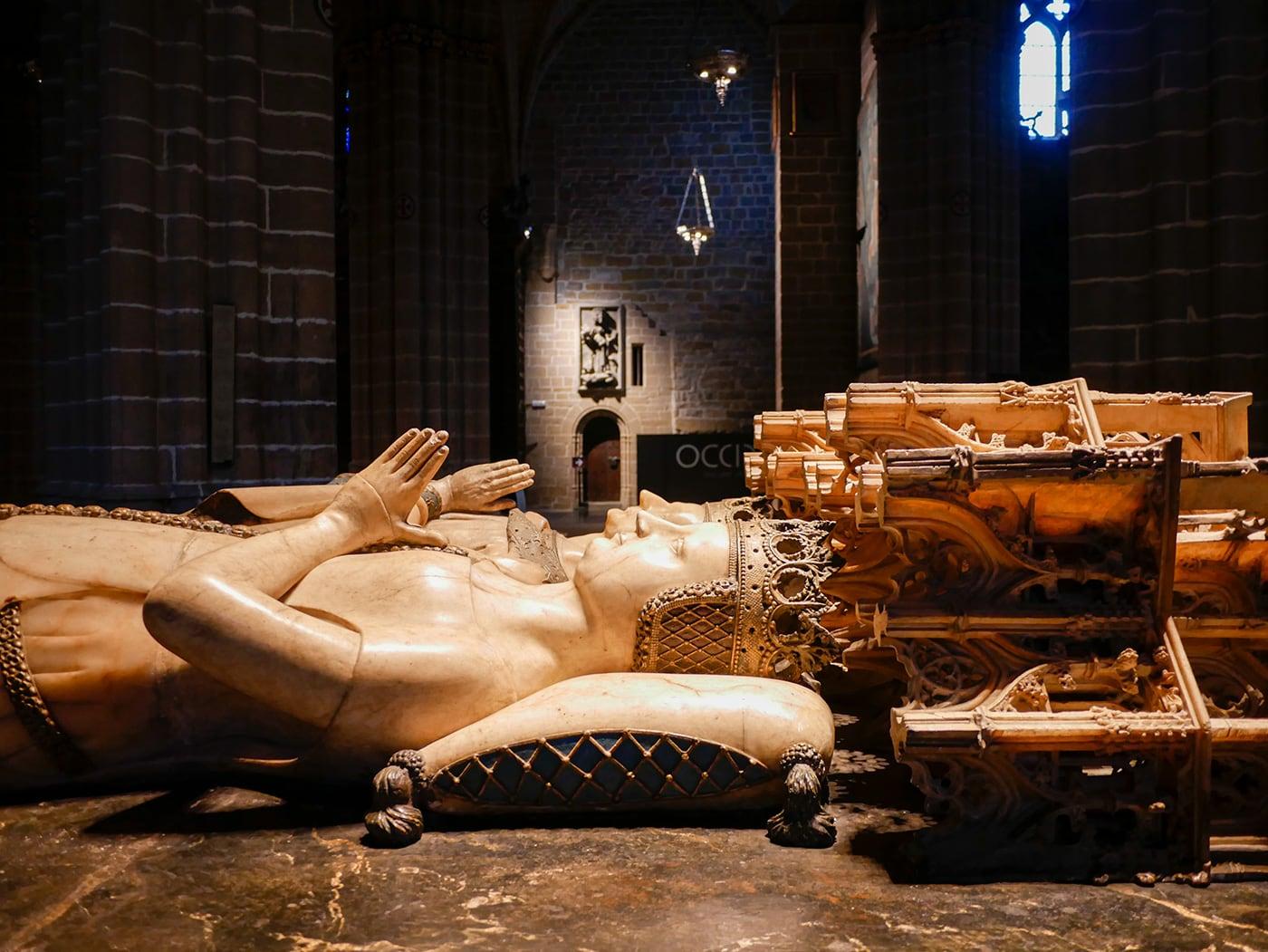 パンプローナ大聖堂