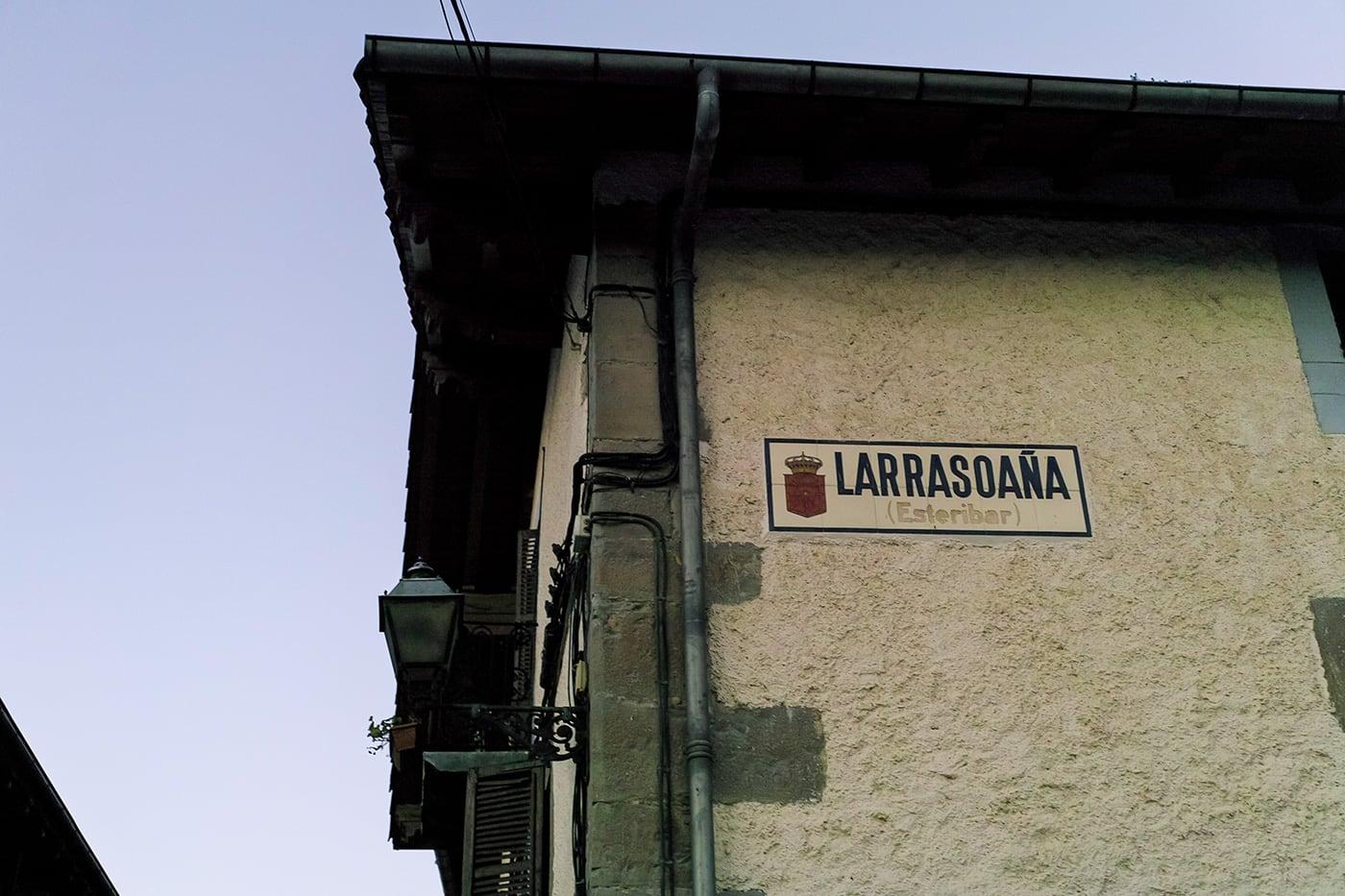 Larrasoana
