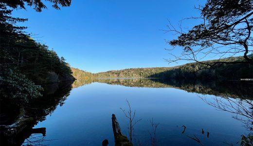 晩秋の八ヶ岳を1泊2日で歩く 白駒池でテント泊